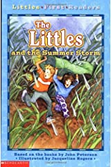 The Littles and the Summer Storm (LITTLES FIRST READERS) Paperback