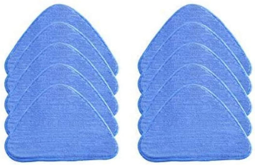 Reliable Cheap mail order sales Steamboy Replacement Microfiber Sale SALE% OFF Pack Pads 10
