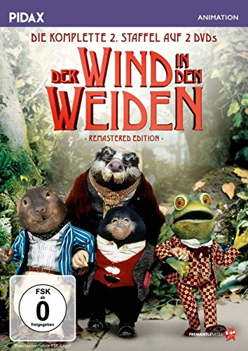 Staffel 2 (Remastered Edition) (2 DVDs)