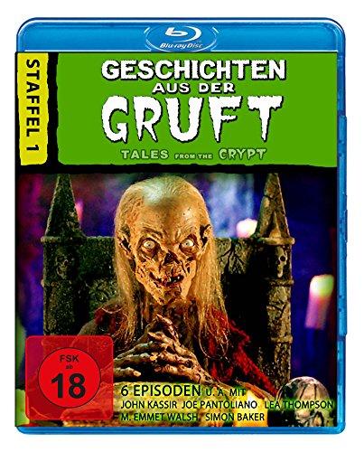 Geschichten aus der Gruft - Staffel 1 (Uncut) [Blu-ray]