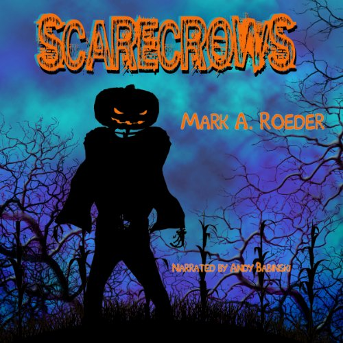 Scarecrows audiobook cover art