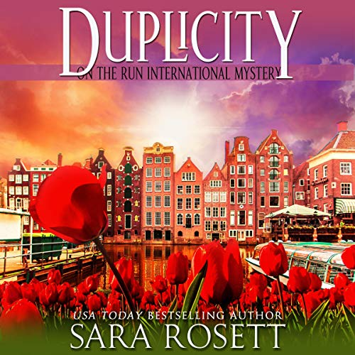 Duplicity Audiobook By Sara Rosett cover art