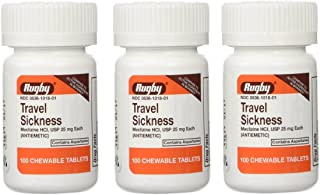 Rugby Travel Sickness, Tablets (300 ct)