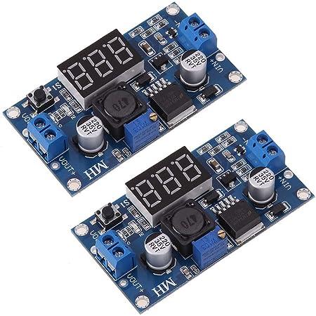 Voltage Regulator Step-down Module DC 4~40V Adjustable Voltmeter High Quality