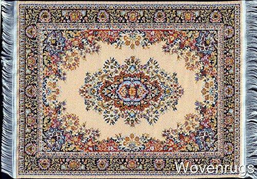 Inusitus tapijt muismat - kantoor accessoires - Oosterse mini tapijt computer accessoires beige-1