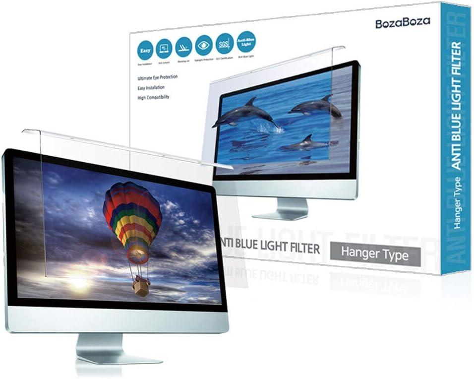 "BozaBoza It is very popular Acrylic Anti Blue Light Screen Protector Eas free shipping 27"""
