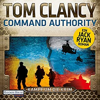 Command Authority Titelbild