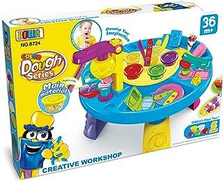 Bowa Color Dough Series Creative Workshop 36pcs