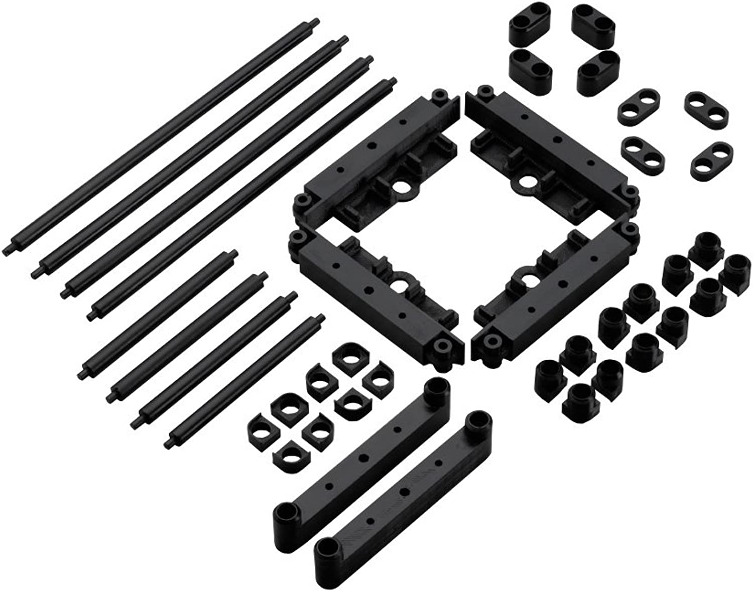 Di stage Extension Set 01 Layer Unit Black Version by Max Factory