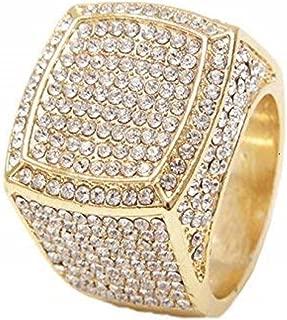 Best large bling rings Reviews