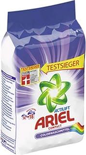 ARIEL Compact proszek do mycia Color&Style, 18 WL, 1,35 kg