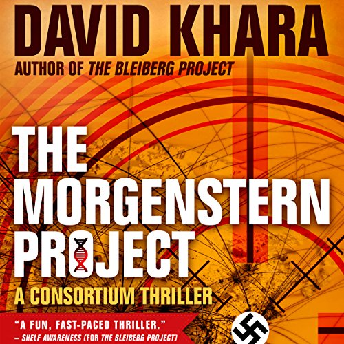 The Morgenstern Project [Le Project Morgenstern] audiobook cover art