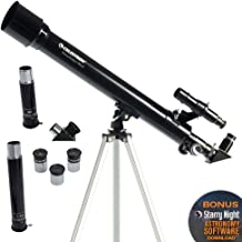 Celestron Power Seeker 21039 Telescope (Black)