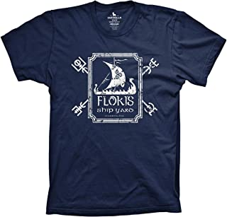 Floki's Shipyard Funny Viking Builder Shirt Graphic Floki Tshirt