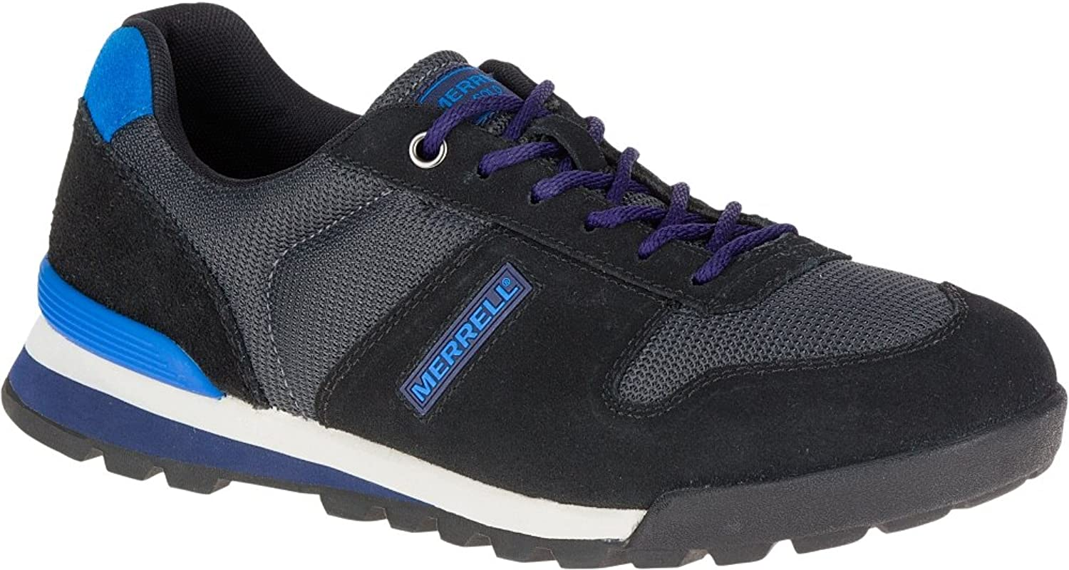 Merrell Solo Mens Walking Hiking Sneakers shoes