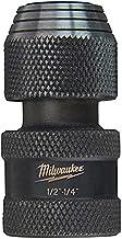 "Milwaukee Bitadapter 48034410 1/2"" fyrkant till 1/4"" sexkant"
