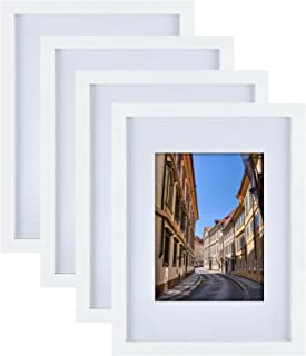 Details about  /12x9 Picture Frames Brown Wood 12x9 Poster Frame 12 x 9 Photo Print Framed