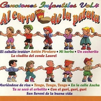 Canciones Infantiles, Vol. 4 : Al Corro de la Patata
