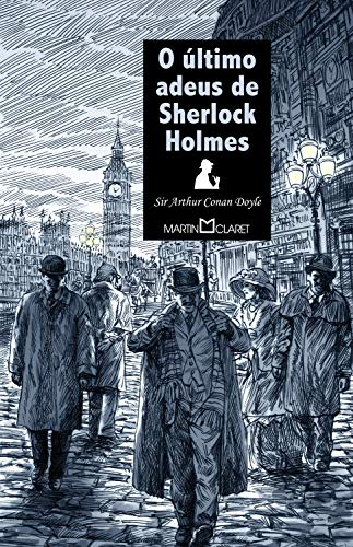 O último adeus de Sherlock Holmes: 133