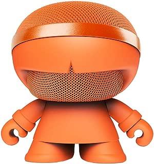Xoopar Boy Stereo Wireless Bluetooth Speaker with Powerful HD Sound and Rich Deep Bass (Orange)
