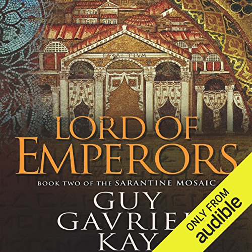 Lord of Emperors  audiobook cover art