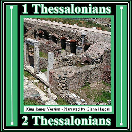 1 and 2 Thessalonians cover art