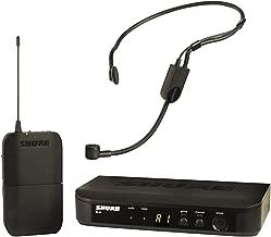 Shure Wireless System Headset Mic - BLX14UK/P31X-K14