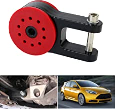 PTNHZ Aluminum Rear Motor Mount For 13-18 Ford Focus ST 16-18 Focus RS Mazda speed 3 07-13 85A Polyurethane