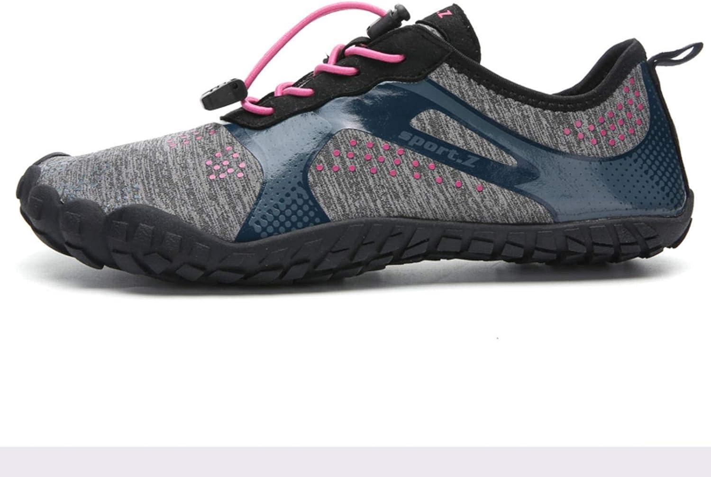 Men Women Hiking Shoes Quick Dry Aqua Shoes Outdoor Sports Upstream Lightweight Soft Beach Non-Slip Trekking Water Shoes Seaside