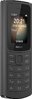 NOKIA 110 4G, Dual SIM, BLACK
