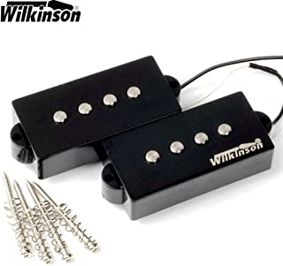 Best p bass pickup ring Reviews