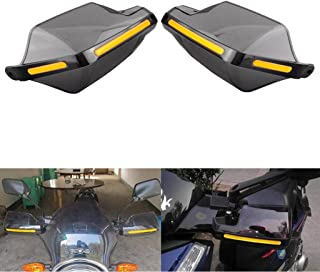 Hanperal 1Pair Motorcycle Hand Guards 7/8