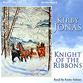 Knight of the Ribbons audiobook cover art