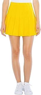 American Apparel Women's Gabardine Tennis Skirt