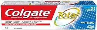 Colgate Total Whitening Toothpaste Gel, 24 X 70 mL