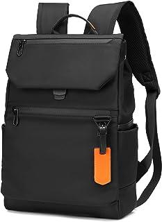 Mochila Ordenador Portatil con Puerto de Carga USB Hombre Mujer Impermeable Mochilas Backpack Daypack para los Estudios Viajes Trabajo