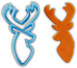 Deer Stag Animal Cookie Cutter - LARGE - 4 Inches