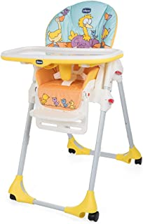Chicco Polly Easy Highchair, Birdland