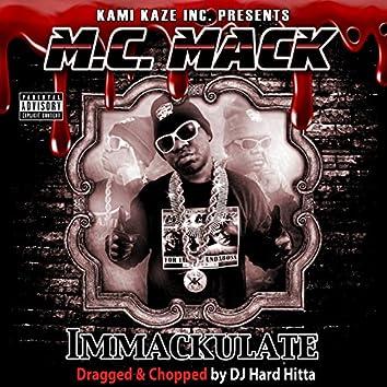 Immackulate: Dragged & Chopped