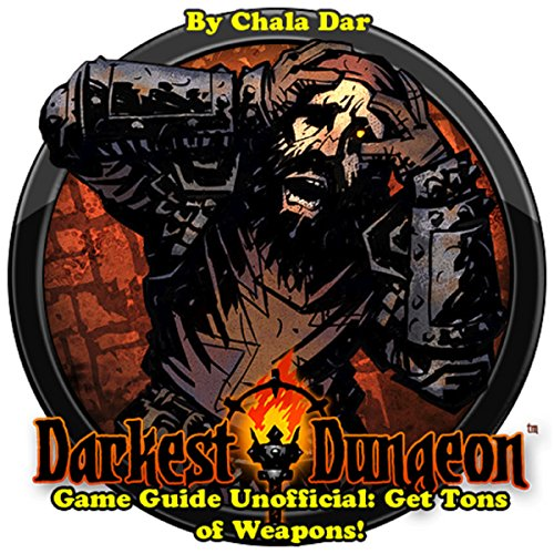 Darkest Dungeon Game Guide Unofficial audiobook cover art