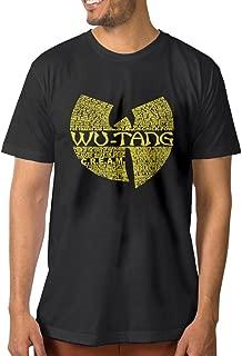 Men's Wu Tang Clan Distressed Logo Performance T-Shirt