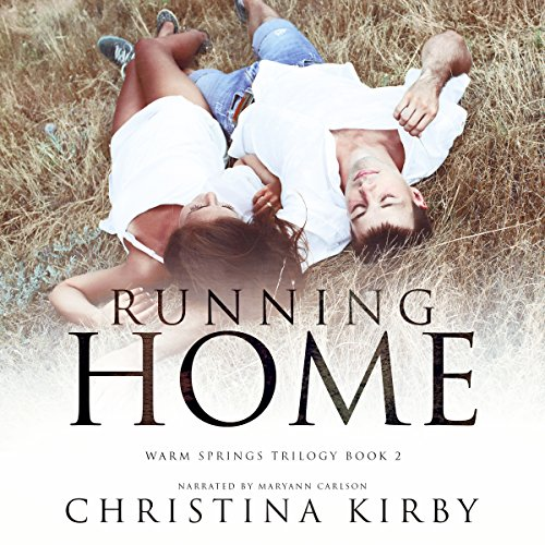 Running Home audiobook cover art