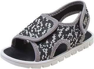 ❤️ Toddler Baby Boys Girls Beach Sandals Infant Kids Summer Casual Hook Soft Non-Slip Open Toe Shoes Flat Sneaker
