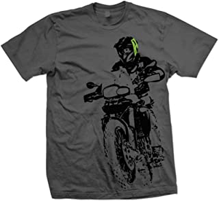 AltRider GTPR-2-5401 F 800 GS Throttle Up Men's T-Shirt - Large