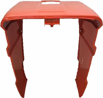 Rejilla inferior de frente Rejillas de venteo de insercion de parachoques de lado frontal inferior TOOGOO R
