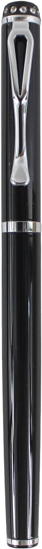 mettre cap au diamant blanc brillant Sipliv 301 moyen stylo plume fontaine