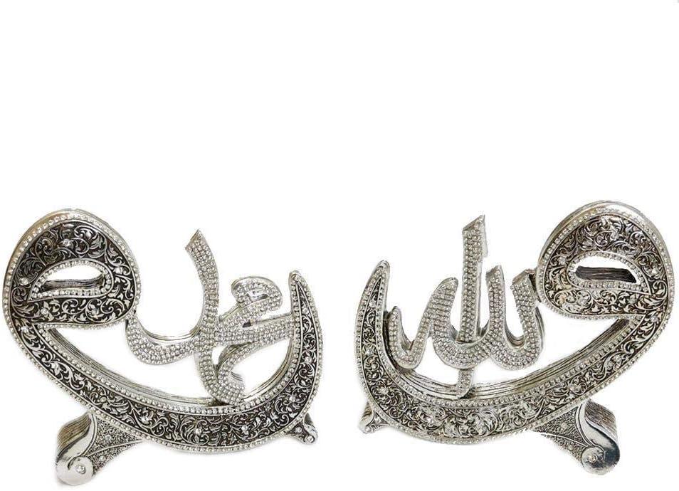 Modefa Islamic quality assurance Turkish Gift Table Decor Set Sculptures Piece B 2 Limited price sale
