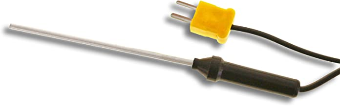 PeakTech P TF-55 - Sonda temperatury: uniwersalna ~ -50 ... +300 °C ~ Typ-K