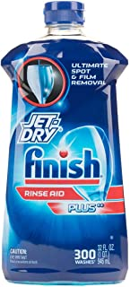 Finish Jet Dry Diswasher Rinse Aid, 32 Fluid Ounce