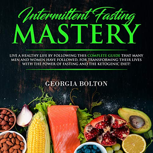 Intermittent Fasting Mastery audiobook cover art